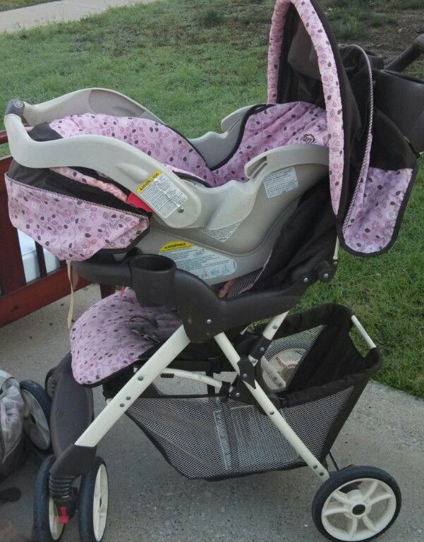 Stroller And Car Seat Combo In Outback S Garage Sale Wylie Tx