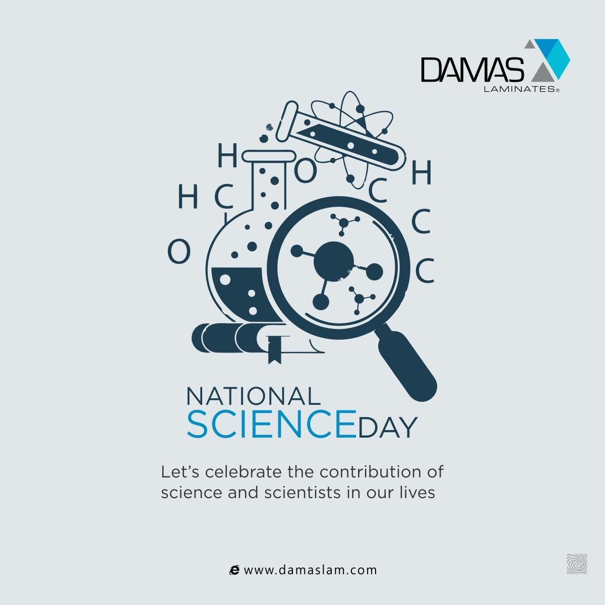 Let's celebrate the contribution of science and scientists