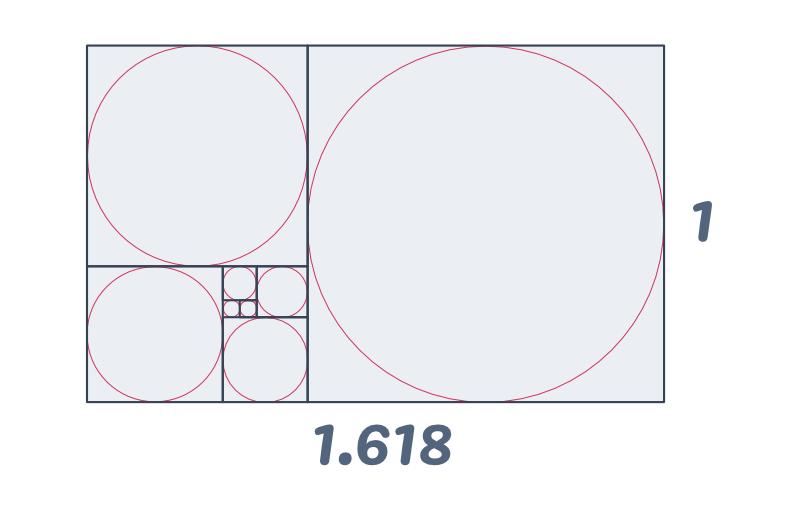 La Armonía De La Proporción áurea Diseño Y Diagramación Usmp Letters Graphic Design Symbols