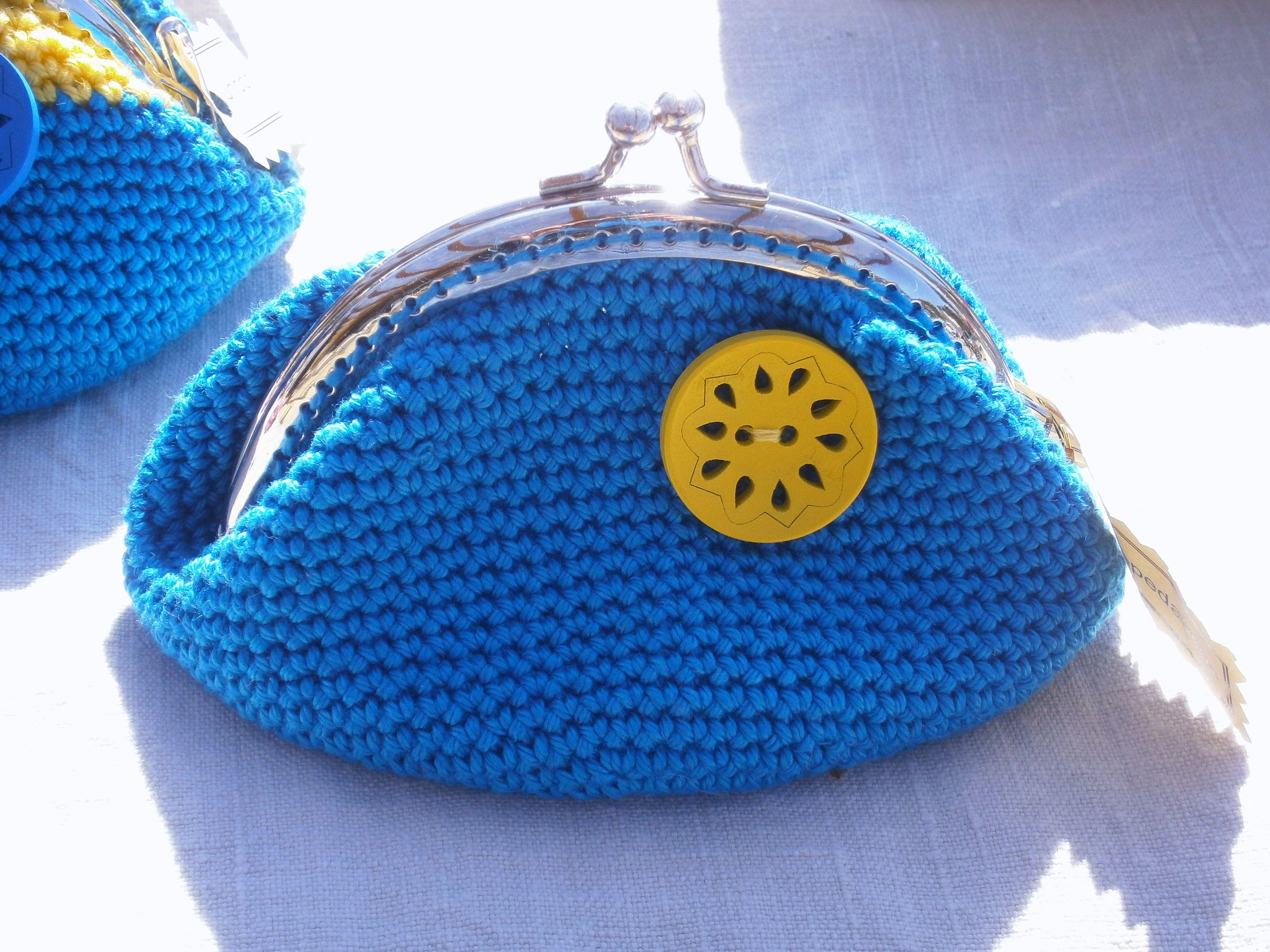 Crochet  Creació pròpia UNCORDEPEDASSOS