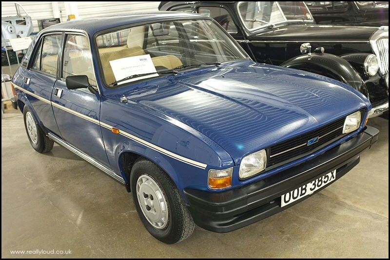 Austin Allegro Last Off The Line British Cars Commercial Vehicle Classic Cars