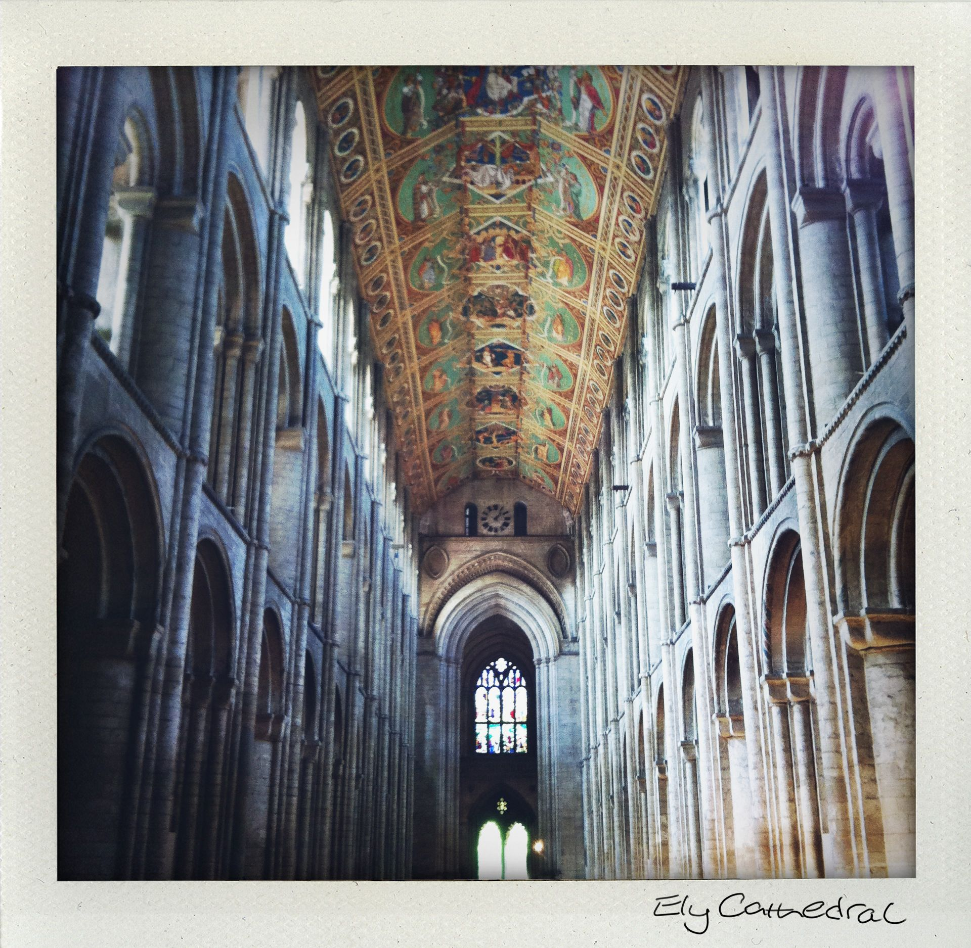 Ely Cathedral I