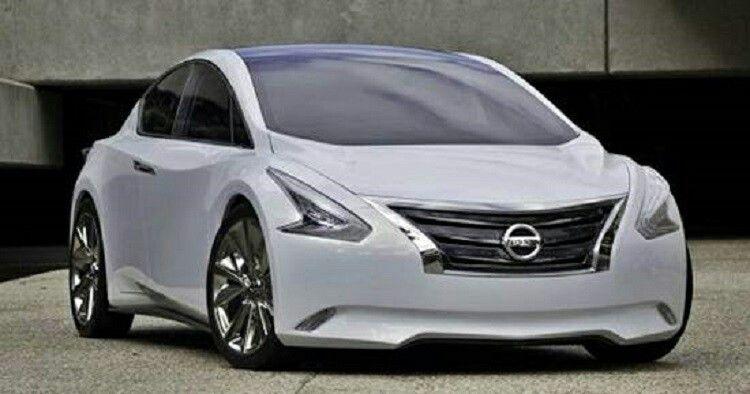 2018 Nissan Altima Nissan Altima Nissan Coupe Altima
