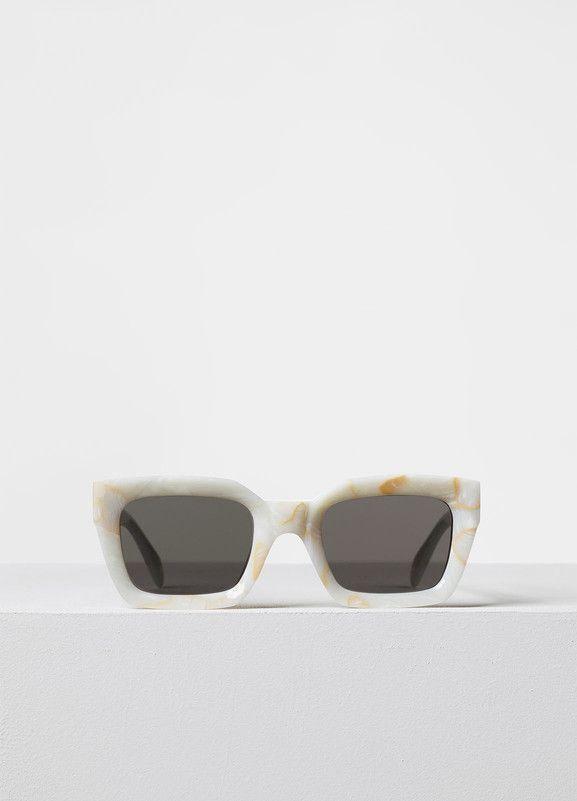 f76ade9949 Kate Sunglasses in Acetate - Céline | Architect's Fashion | Eyewear ...