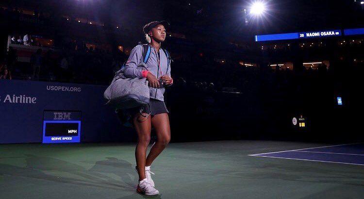Naomiosaka大坂なおみ On Twitter Tennis Champion Tennis Players Tennis Racquet Bag