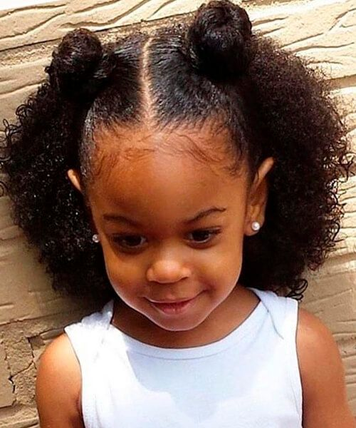 Natural African American Hairstyles Delectable Natural Hairstyles For African American Women And Girls  Art