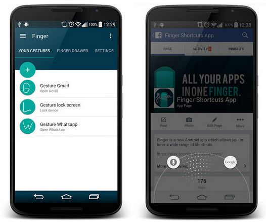 Finger Gesture Launcher APK Latest Version Download For Android