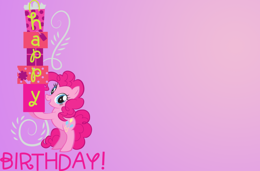 Unusual image pertaining to my little pony printable birthday cards