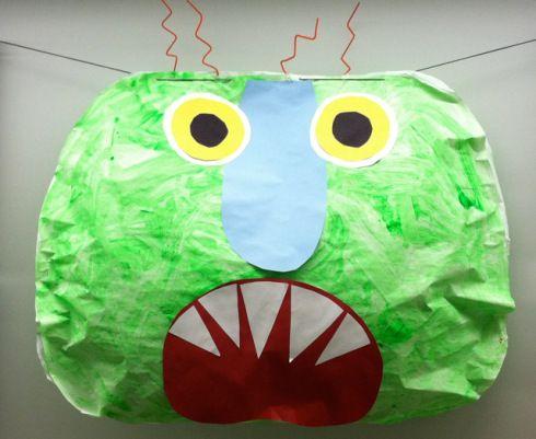 Go Away Big Green Monster