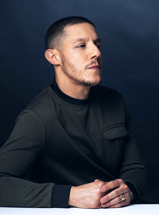 Theo Rossi photographed by Nate Taylor | Theo rossi