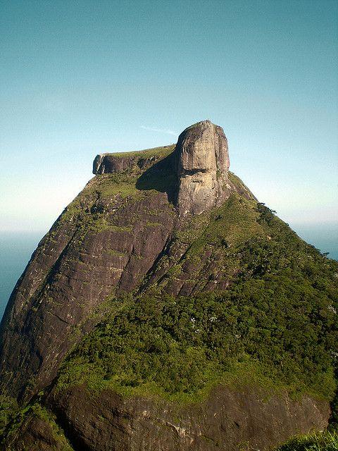 Pedra da Gavea Highline, Rio de Janeiro, Brazil. | Photos