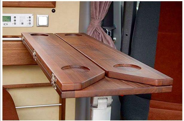 Campervan Folding Bed Leg Support Bracket Table Leg Motorhome