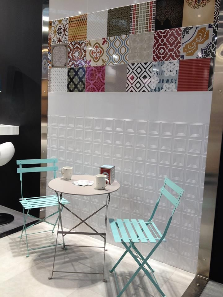 Gentil Ceracasa Cerámica #cevisama #cevisama2014 Latest Interior Design Trends And  New Ceramic Collections Presented At