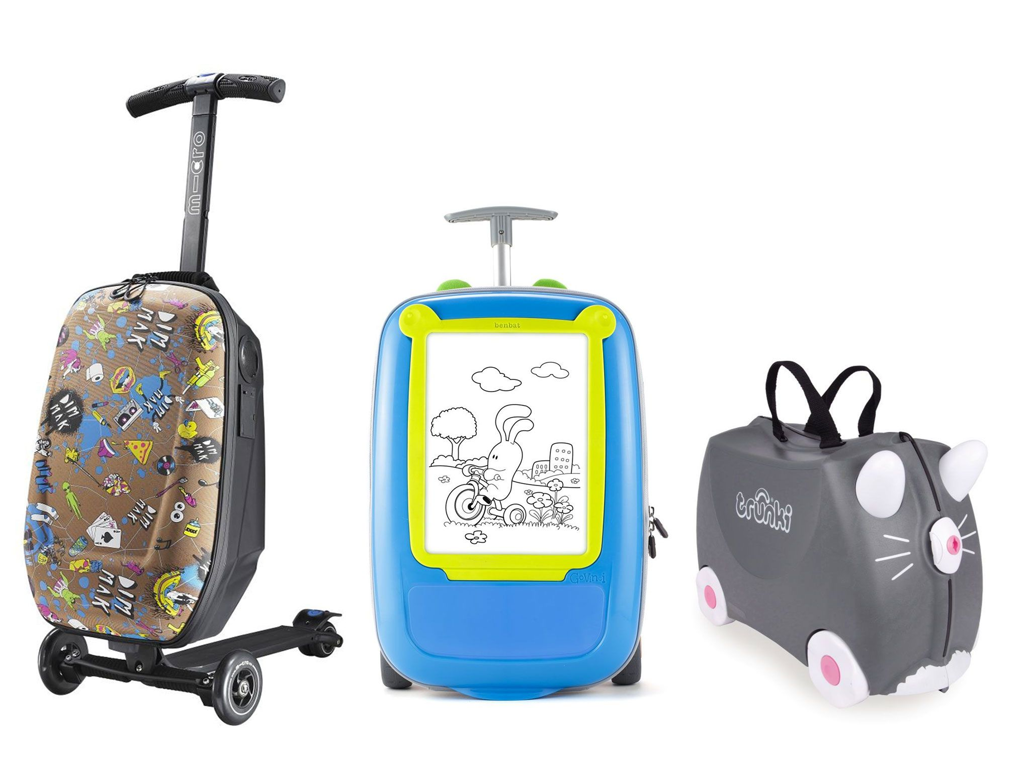 10 best children's luggage | Childrens luggage and Disney trips