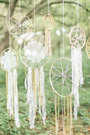 Inspiración para decoración de boda bohemia /www.100layercake.com/blog/?p=85101
