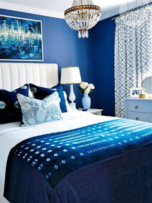 Bedrooms in blue - https://bedroom-design-2017.info/master/bedrooms on curtains with green, home decorating with green, pink with green, home office with green, art with green, books with green, bedroom paint color ideas for small rooms, small bedroom ideas green, interior decorating with green, rugs with green, teen bedroom ideas with green, minimalist living room with green, fabrics with green, decorate with green, home decorators with green,