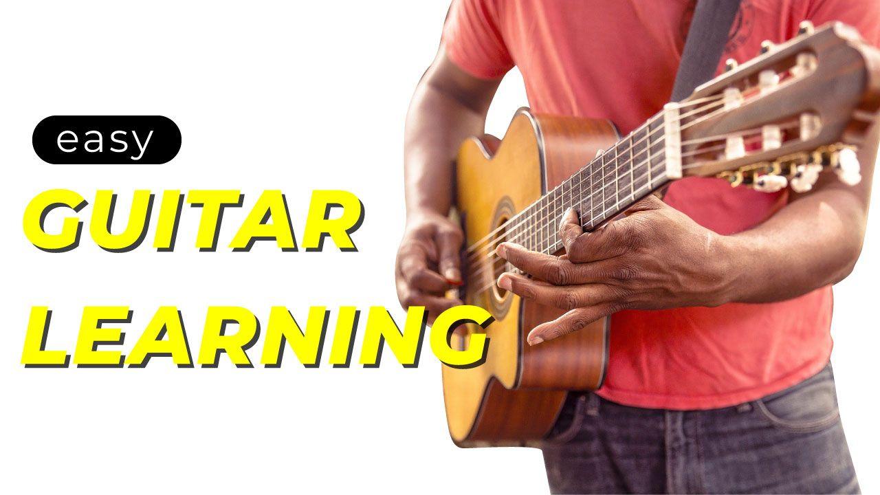Music Guitar Youtube Thumbnail Ideas