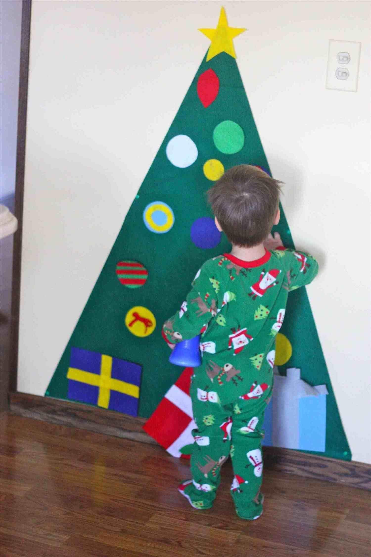 Christmas Crafts For Toddlers Age 2 3 Crafts Navidad Navidad