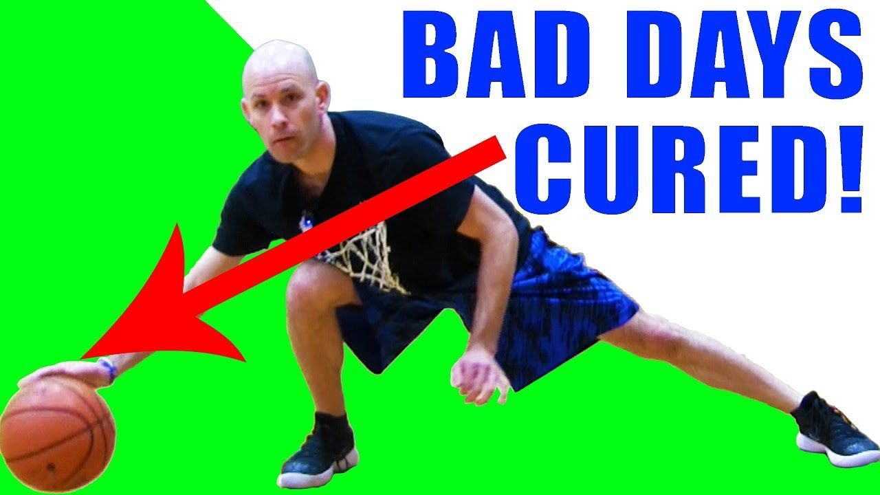 How To Dribble A Basketball Better NEVER Have An Off