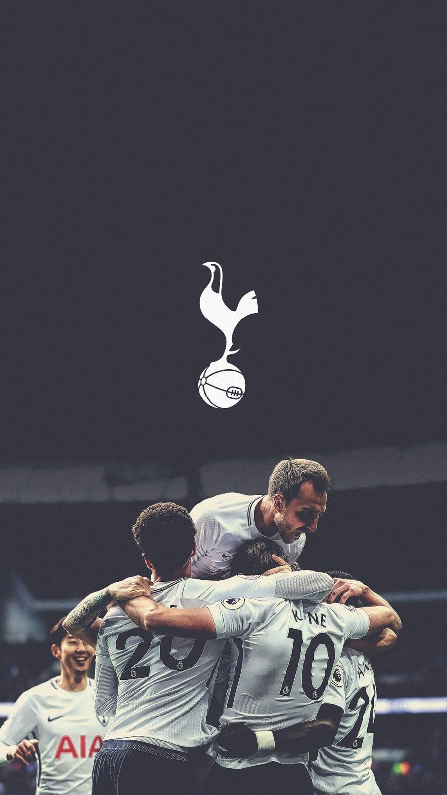 Tottenham Hotspur Iphone Wallpaper In 2020 Tottenham Wallpaper Tottenham Hotspur Wallpaper Tottenham Hotspur