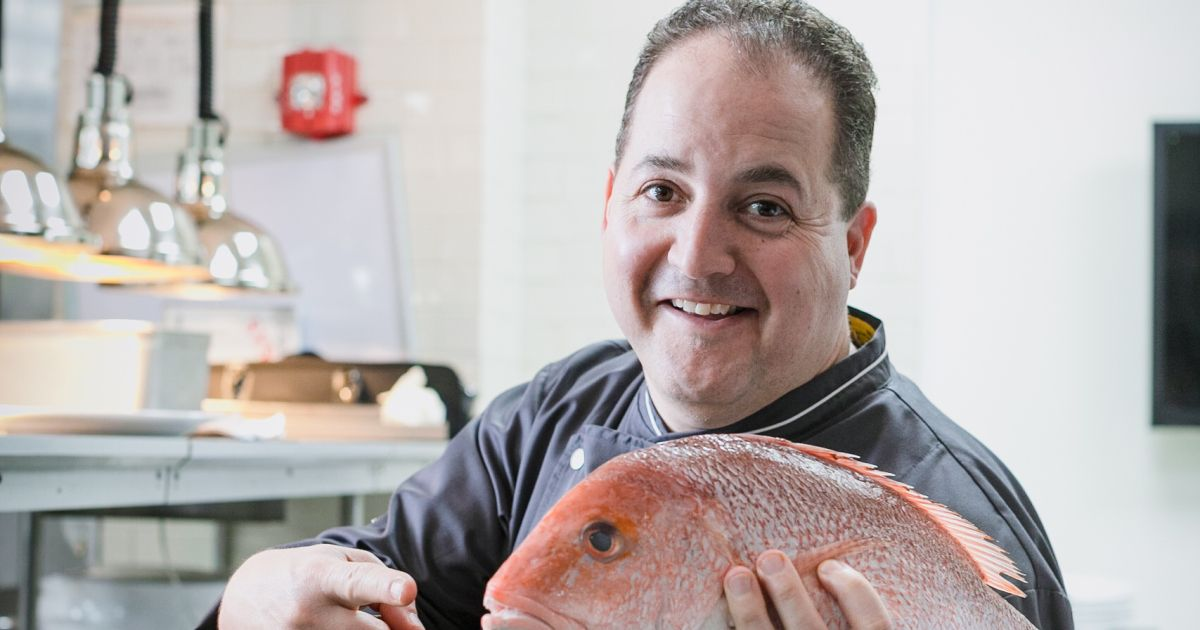 Photo of Chef Josh Capon Shares 3 Ways to Cook Fish at Home without a Recipe