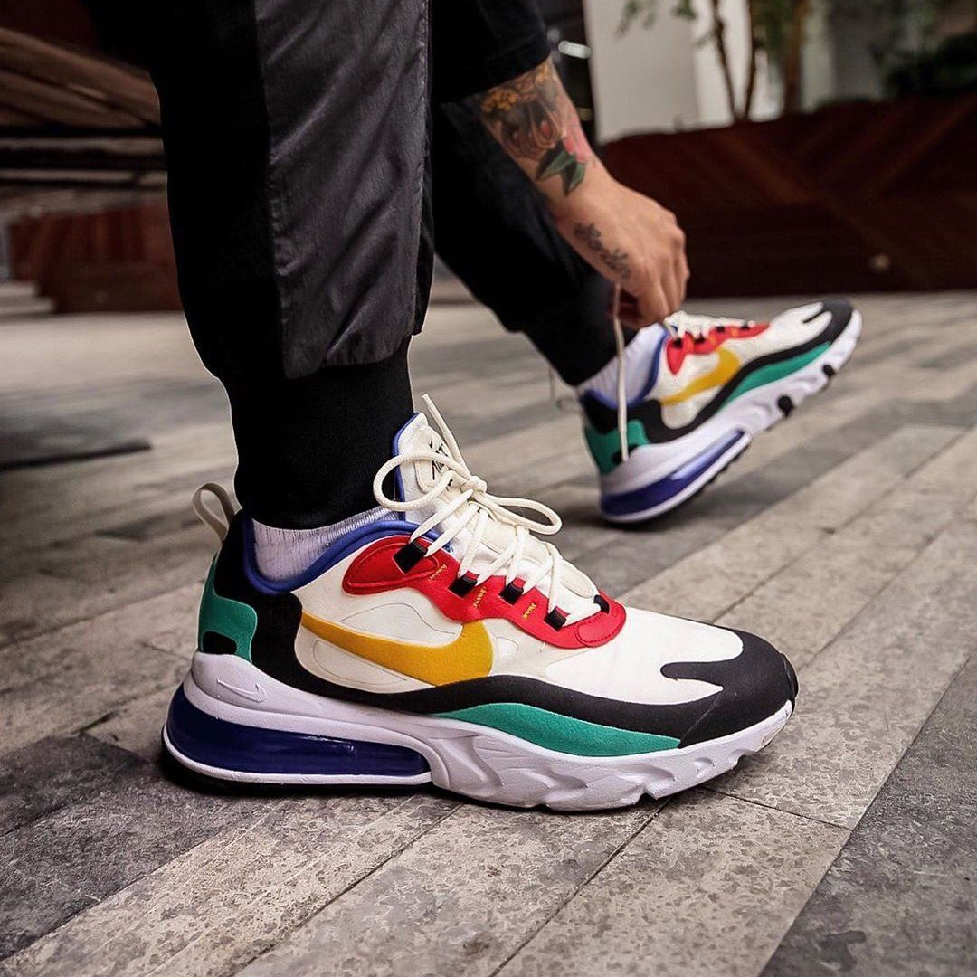 Find the Nike Air Max 270 React Bauhaus Men's Shoes at Nike ...
