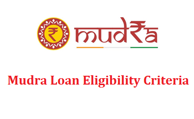 Eligibility Criteria for MUDRA Loan   Personal loans, How to apply, Financial news