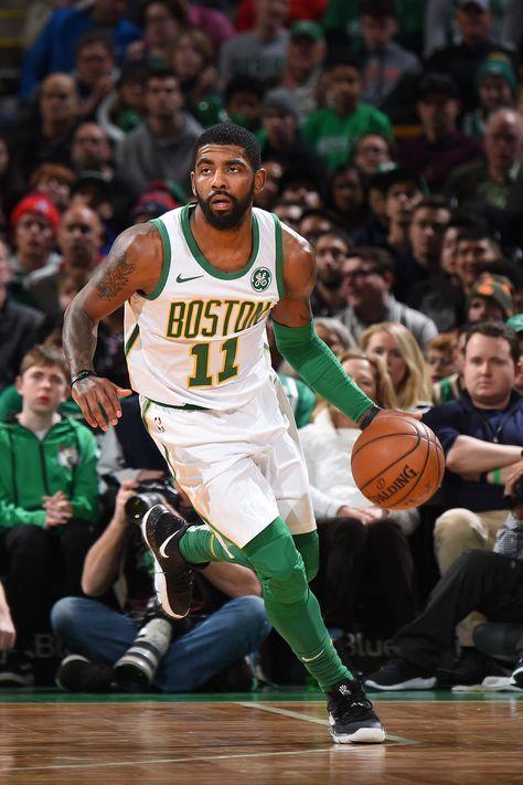Photos: Knicks vs. Celtics - Nov. 21, 2018 - Kyrie Irving - Deportes baloncesto, Jugadores de la ...