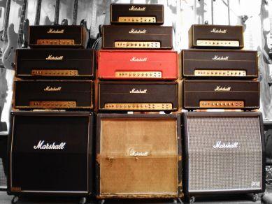 Vintage Marshall Amps - www vintagemarshallamps com   Guitar stuff