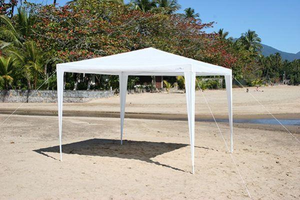 The 25 best tenda gazebo ideas on pinterest barraca de - Telas para sombra ...
