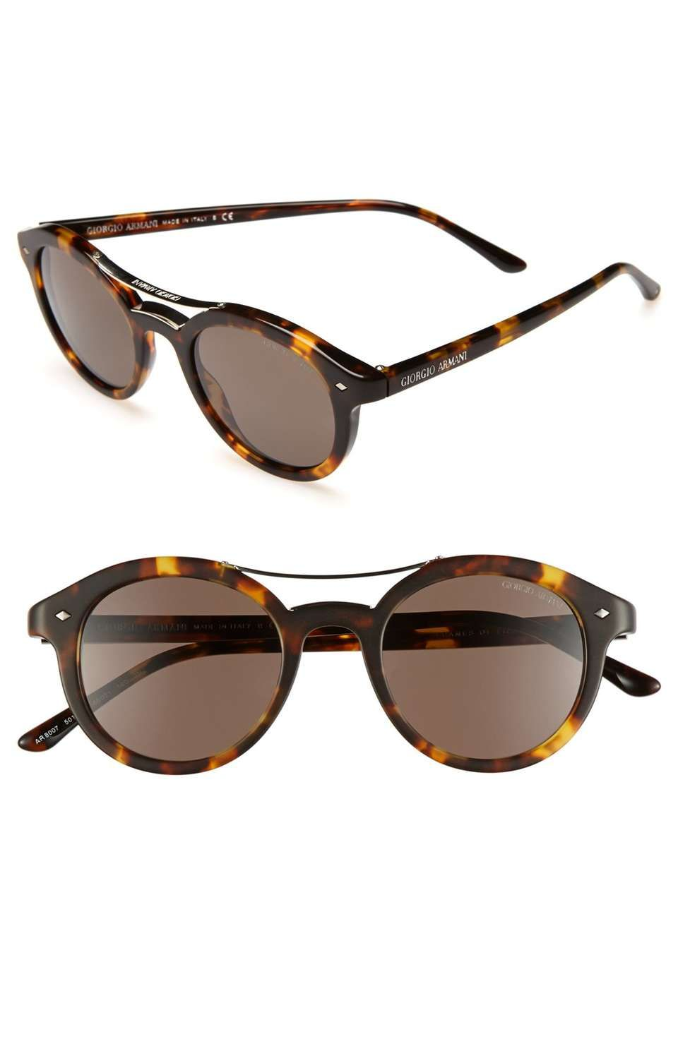 9381294e38f Giorgio Armani 46mm Sunglasses Armani Glasses