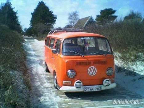 VW combi bus 1968