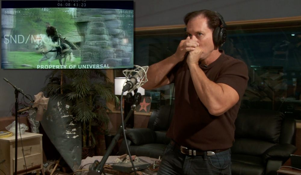 Foley: The Art of Making Sound Effects | Video Production
