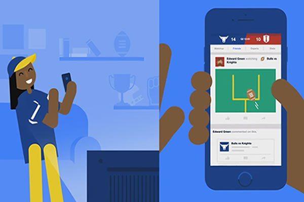 Facebook se une a la fiebre del deporte con Sports Stadium