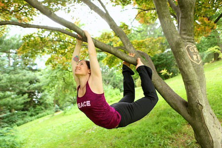 free vinyasa yoga video  vinyasa warm up spine and core