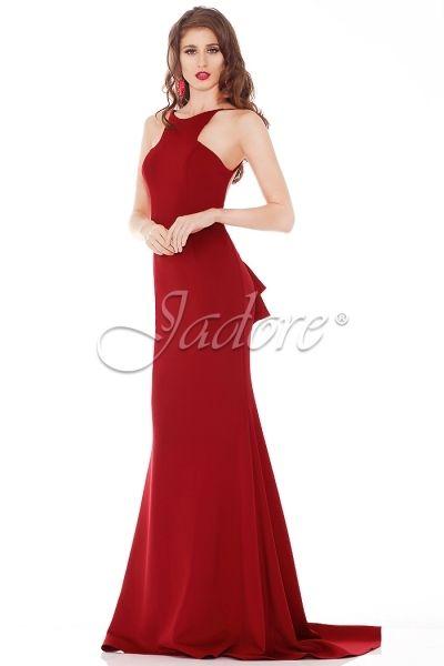 Jadore J6015L Ava Evening Dress | Jadore Dresses Online in Sydney ...