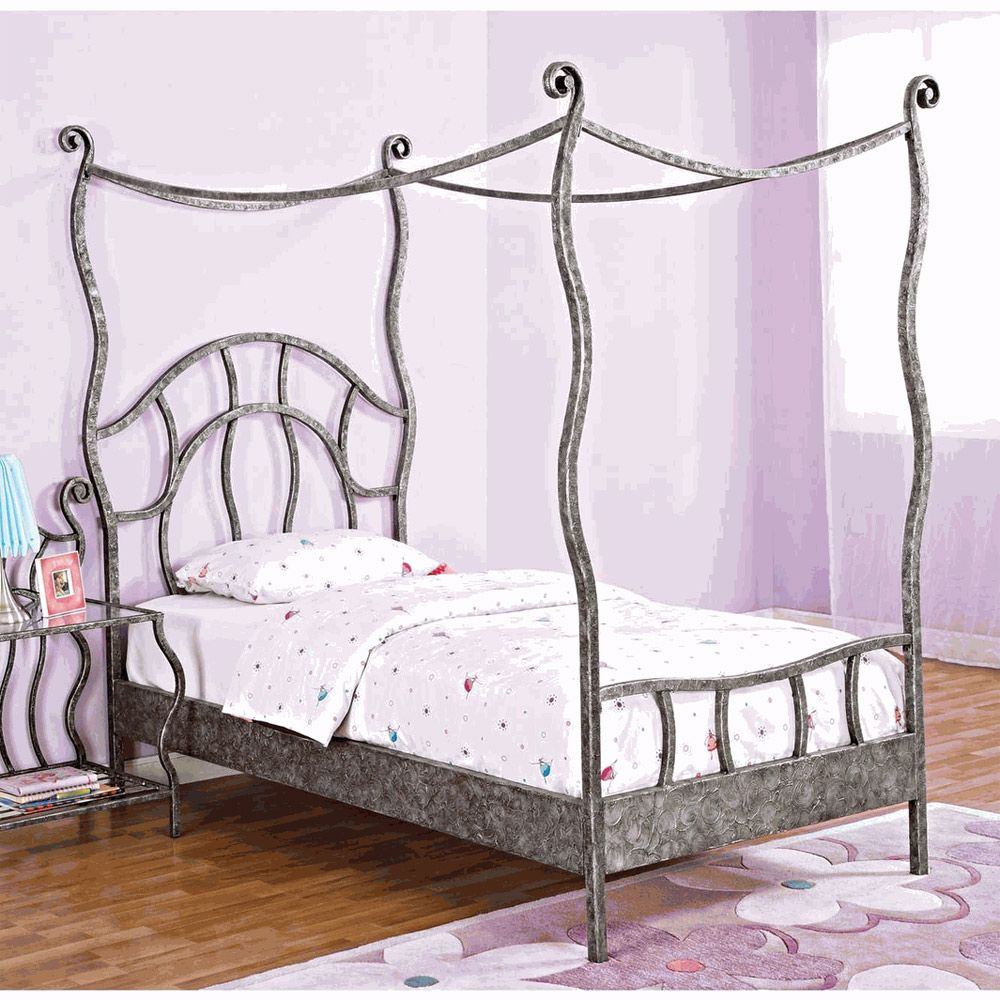 Langlebig Twin Size Metall Bett Rahmen | KinderzimmerDeko ...