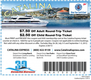 Groove Island Catalina Discount Tickets