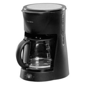 56320 12 Cup Drip Coffeemaker Black West Bend Coffee Makers