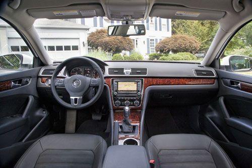 2014 Volkswagen Passat Tdi Volkswagen