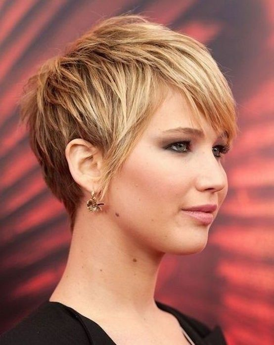 45+ Short haircuts for round faces female trends