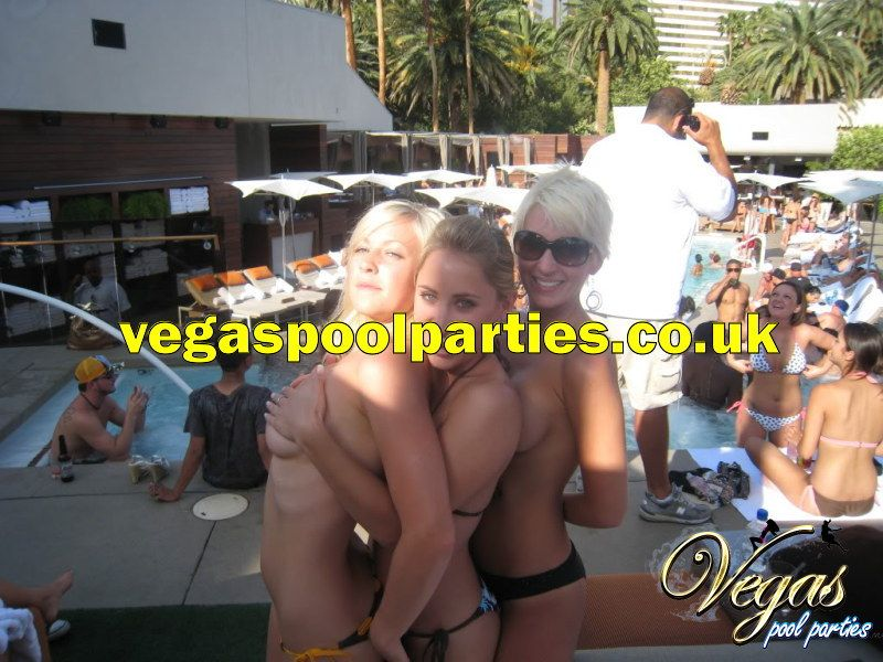 bare pool party vegas