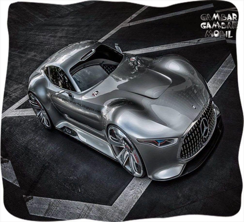 Gambar mobil terbaru Gambar Gambar Mobil Mercedes benz