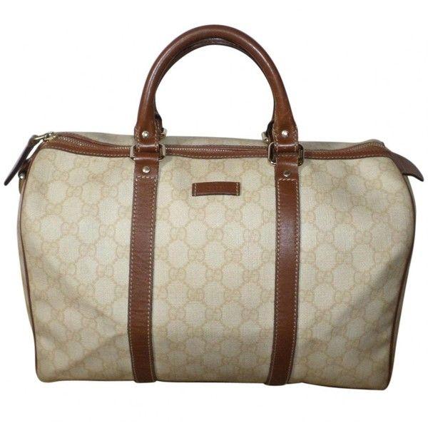 Gucci Pre-owned - Boston cloth handbag 8rbSpqjtv