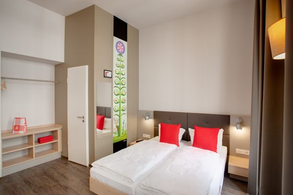 Room At Meininger Hotel Berlin Mitte Humboldthaus Meininger Hotel