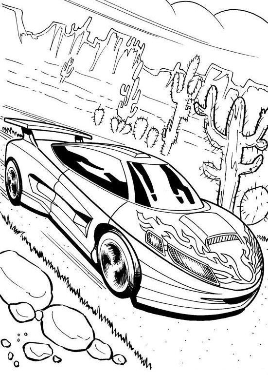 Easy Race Car Coloring Pages Coloring Pages