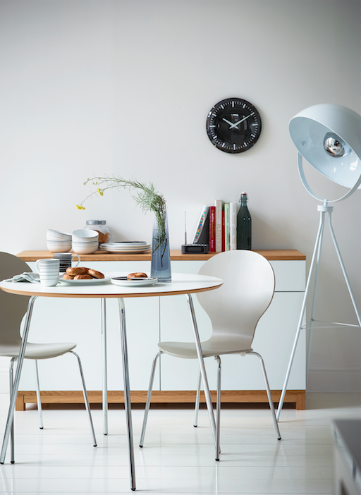 Dining Room Furniture For Small Apartments The Slim Legs On This Stylish Bistro Chairs Allows You To See All Floor Which Tricks Your Eyes Into