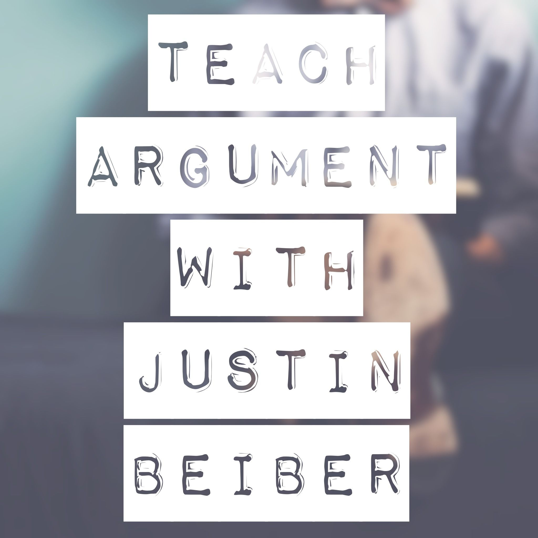 Teach Synthesis With Justin Bieber & Selena Gomez (With