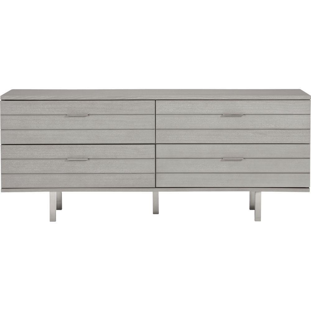 Best Latitude Oat Low Dresser In Bedroom Furniture Cb2 Low 400 x 300
