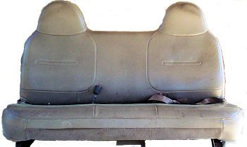 1999 2000 2001 2002 2003 And 2004 Ford F150 F250 And F350 Pickup Trucks The Ford Truck Bench Seat Cover Repl Bench Seat Covers 2004 Ford F150 Ford Truck